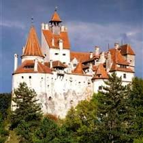 Bran Castle, Romania, built 1378